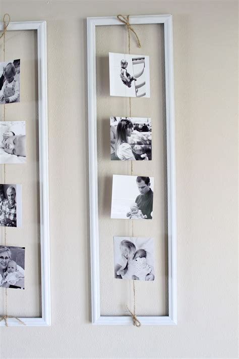 poster hanging ideas best 25 hanging picture frames ideas on pinterest