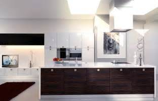 kitchen inspiration ideas modern white kitchen wood design newhouseofart com