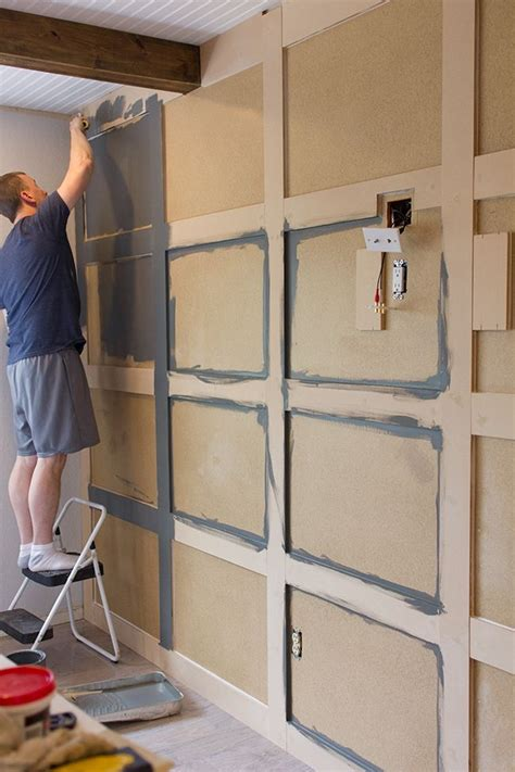anyone can decorate diy d wood panel wall master best 25 wall panelling ideas on pinterest panelling