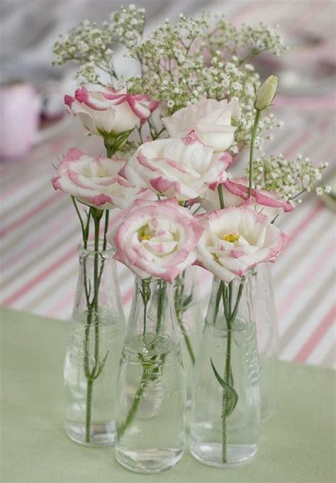 Blumen Tischdeko Einfach by Sch 246 Ne Und Einfache Fr 252 Hling Tischdeko Ideen Mit Blumen
