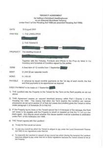free lodger agreement template doc 16452340 tenant contract template bizdoska