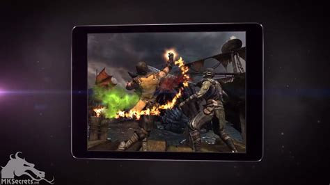 x mobile mortal kombat x mobile announced for ios and android