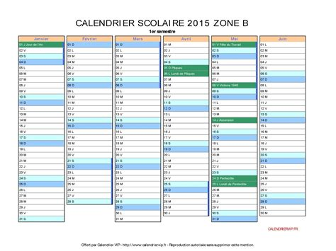 Calendrier Scolaire Belge 2015 16 Calendrier Scolaire Zone B 2016 Clrdrs