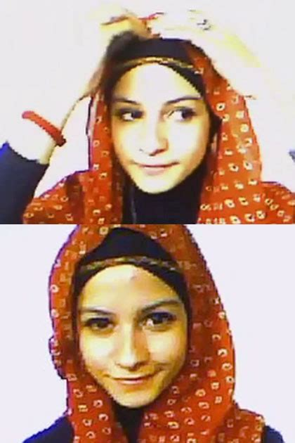 tutorial hijab nabila zirus tutorial hijab dengan headband ala blogger cantik nabila