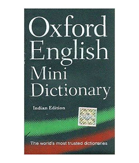 oxford english mini dictionary 0199640963 oxford english mini dictionary paperback english buy oxford english mini dictionary