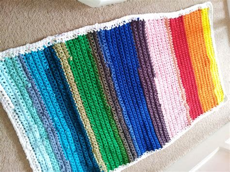rag rug patterns free more rainbows to crochet 21 free patterns grandmother s pattern book