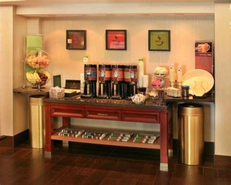 Breakfast Bar Ideas For Kitchen 24 Hr Coffee Station Picture Of Hampton Inn Toronto