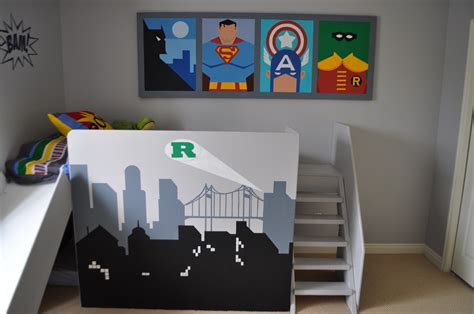 super hero bedroom remodelaholic amazing superhero boys room