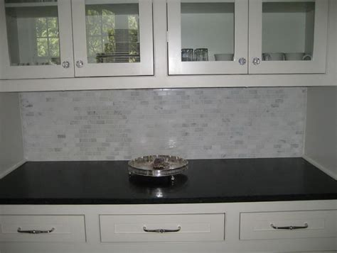 white cabinet backsplash backsplash with white cabinets and black granite home design ideas