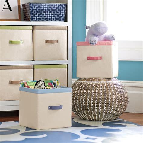 canvas storage bins 17 best images about canvas on storage bins