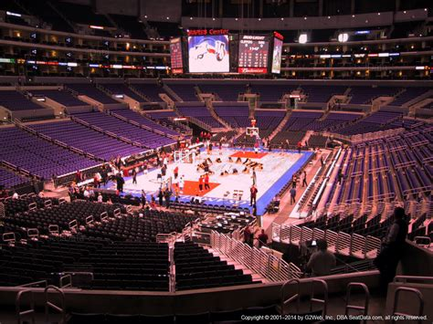 staples center section 215 clippers lakers staples center section 215