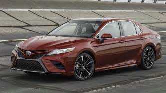 Toyota Camry Prices 2018 Toyota Camry Xse Xle Usa Price Specs Launch