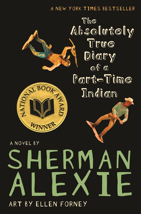 themes indian education sherman alexie a book review the absolutely true diary of a part time