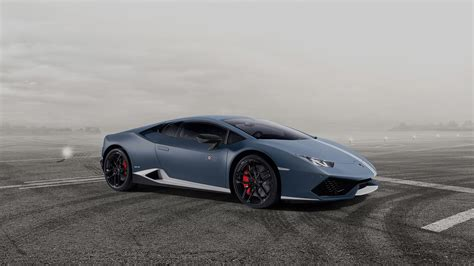 Lamborghini Huracán Avio   Technical Specifications