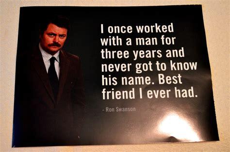 best swanson quotes swanson mustache quotes quotesgram