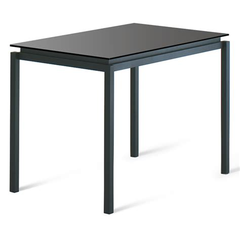 Black Bar Table Modern Bar Tables Raiden Black Bar Table Eurway