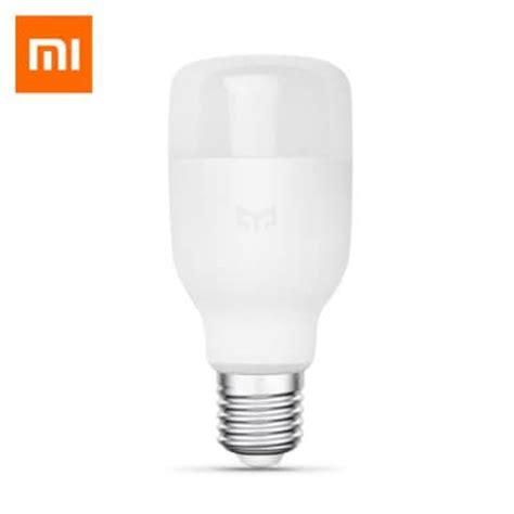 Yeelight Xiaomi Smart Light Bulb e27 bulb original xiaomi smart led bulb 15 30 and free