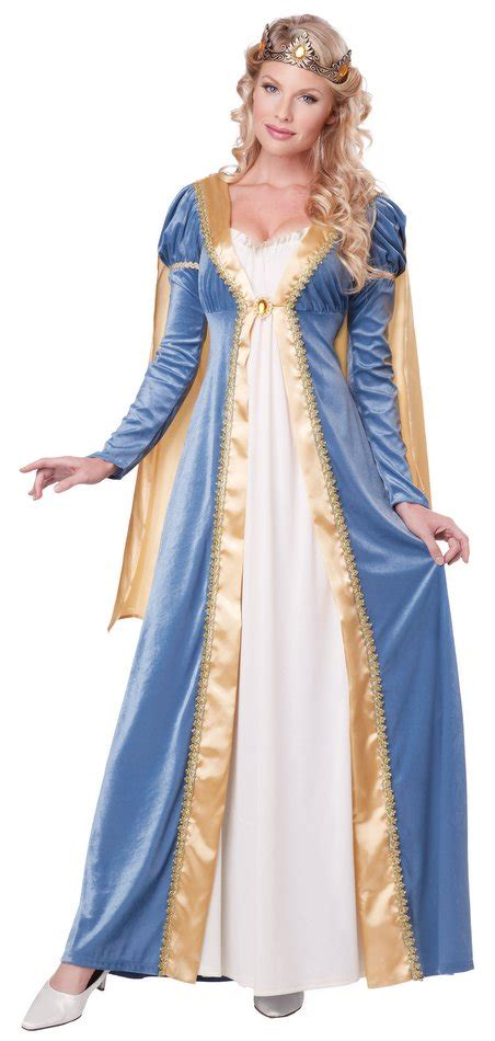 Adult Elegant Empress Renaissance Costume   Candy Apple