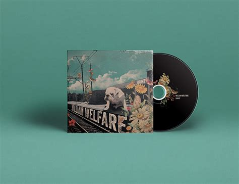 Cd Shunting shunt william welfare cd design on behance
