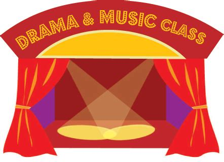play theater stage clip art theater cliparts