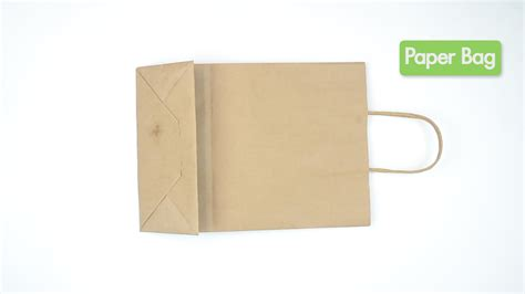 How To Make A Book Cover With Paper Bag - how to create a paper bag book cover 12 steps with pictures