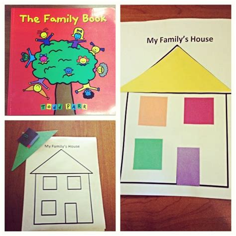 best 25 family preschool themes ideas on