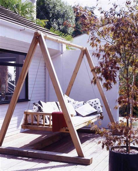 Veranda Holz by Design 5001451 Hollywoodschaukel Garten Veranda