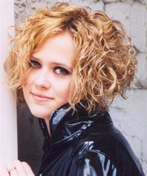 permed bob style cuts short curly hairstyles for permed hair hairstyles