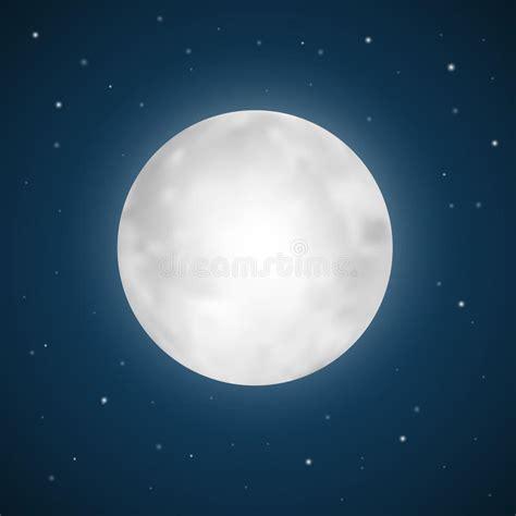 imagenes libres luna ejemplo de la luna llena del vector im 225 genes de archivo