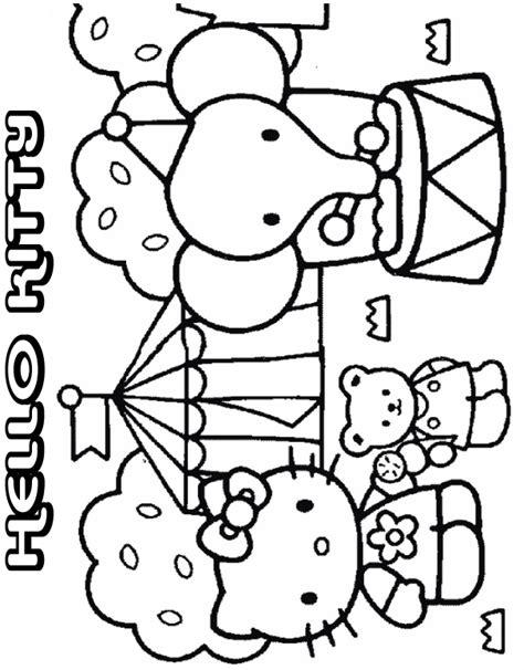 Hello_Kitty_In_The_Circus_499577   Cute Kawaii Resources