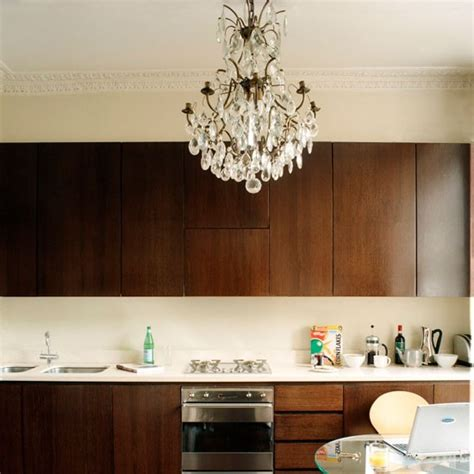 kitchen chandelier ideas make a statement with silhouettes kitchen lighting ideas housetohome co uk
