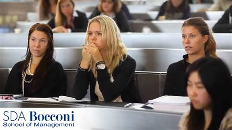 Sda Bocconi Executive Mba by Partial Tuition Waivers At Sda Bocconi School Of
