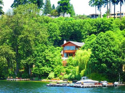 Bill Gates House Tour by Bill Gates S Home Can Be Seen On Argossy S Lake Tour
