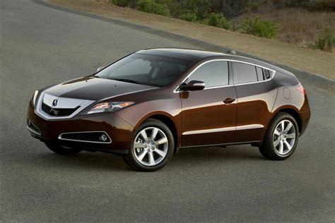 review acura zdx and honda accord crosstour