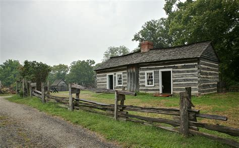 Cabins In Il by Lincoln Log Cabin State Historic Site
