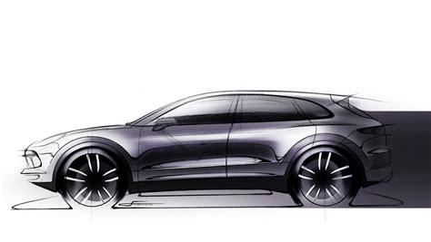 Porsche Cayenne Videos by All New Porsche Cayenne Reveals Its Silhouette In New