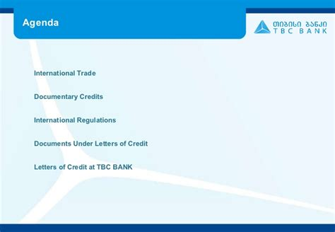 Central Bank Of Libya Letter Of Credit tbc letter of credit