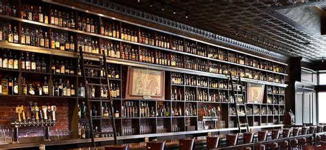 top 100 bars in america the top bourbon bars in america northeast region the