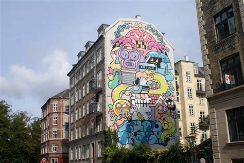 street art  copenhague vanupied