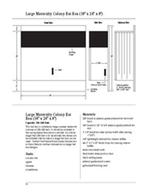 bat house plans pdf bat house plans pdf house and home design