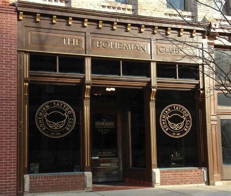 bohemian tattoo club bohemian club