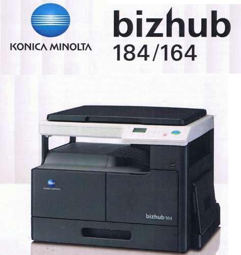 Mesin Fotocopy Konica Minolta harga fotocopy konica minolta bizhub 164 fotocopy konica
