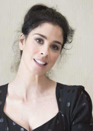 sarah silverman portrait photoshoot  hollywood gotceleb