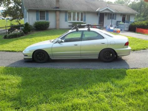 acura integra gsr 4 door for sale buy used 2001 acura integra 4 door gsr turbo 300whp in