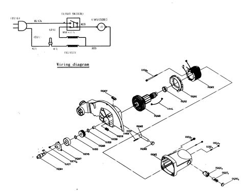 Wiring diagram for craftsman miter saw switch craftsman with 28 wiring diagram for craftsman miter saw switch craftsman sears miter saw wiring diagram sears table saw keyboard keysfo Images
