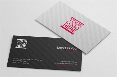business card psd template behance free psd mockup business card vol 2 on behance
