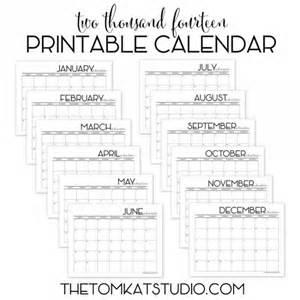 free printable calendar template 2014 image gallery 2014 2015 calendar free