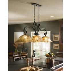 Kitchen Island Chandelier Lighting A Tip Sheet On How The Right Lighting Can Make The Kitchen Come Alive Is Introduced By