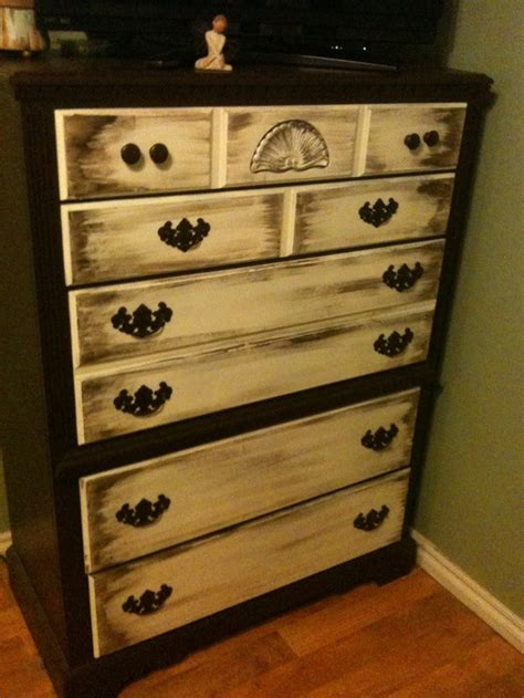 Repainting Dresser by Repaint An Dresser Decor