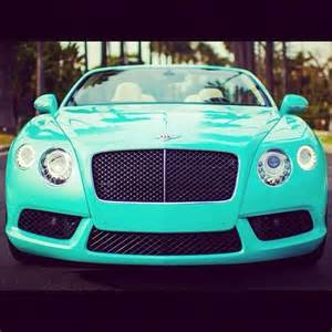 Teal Bentley 17 Best Images About Turquoise Teal Aqua Cars On